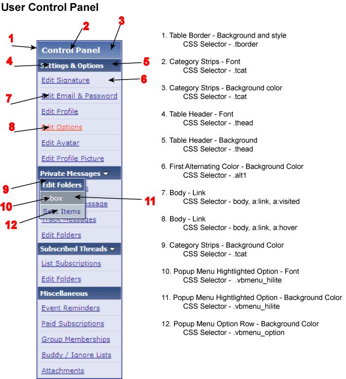 vBulletin Manual